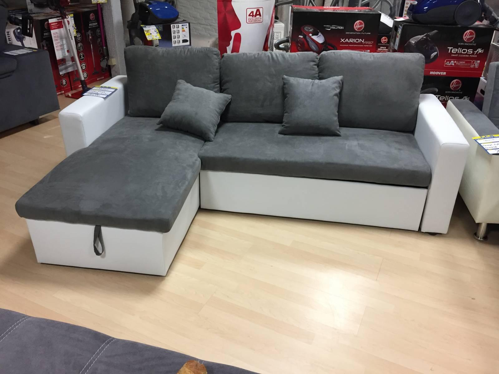 canap d 39 angle aspen convertible magasin d. Black Bedroom Furniture Sets. Home Design Ideas